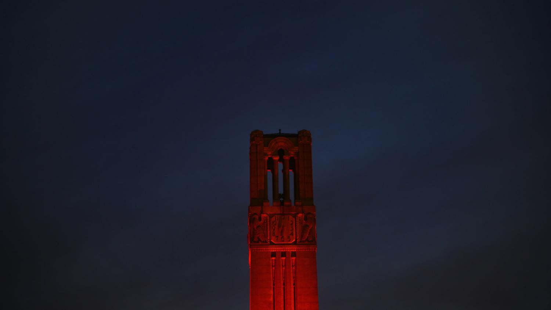 Red BellTower